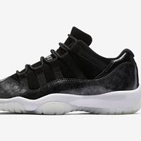 """又双叒叕买鞋了 篇一:期待已久的低帮""""大魔王"""" Air Jordan 11 Low """"Barons"""""""