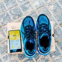 """这是一双""""Intel inside""""的鞋子!小米生态链 90分 智能跑步鞋开箱和使用感受"""