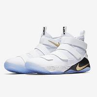 """领袖责任:NIKE 耐克 即将推出 Lebron Soldier 11 """"Court General"""" 男款篮球鞋"""
