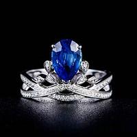 珠宝小知识 篇二:外行人买蓝宝石,记住这5个要点就不会被坑惨了