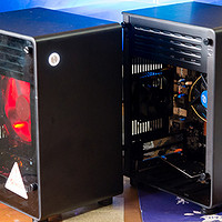 ITX神教系列 篇九:两千元能做啥?能打游戏办公机—乔思伯U1 PLUS/G4560/华擎B150/铭瑄GT1030装机