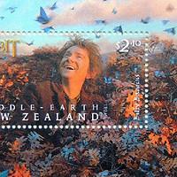 迟来的晒单:Hobbit霍比特人1-3 精美邮票纪念套装