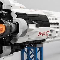 #本站首晒#直上云霄的IDEA:乐高IDEAS系列21309 NASA阿波罗计划土星5号评测