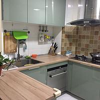 #原创新人#尝试一次宜家的整体厨房(旧厨房改造)