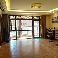 屌丝装修,强行美式 篇三:客厅、卧室