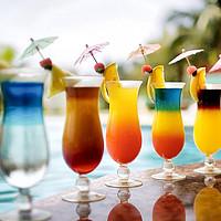 #买值618#醉美夏天,让鸡尾酒更简单一点 篇一:朗姆酒Cocktails轻松DIY