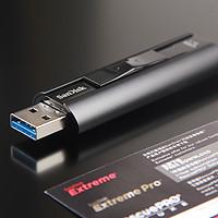 支持USB3.1 — SanDisk 闪迪 至尊超极速 USB3.1 固态闪存盘 开箱体验
