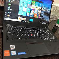 Lenovo 联想 ThinkPad X1 Carbon 2017 14英寸轻薄笔记本 评测(15天使用感受)