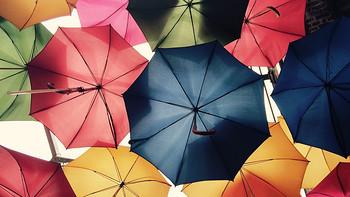下雨更要嗨,选对了装备雨天也可以做时装精
