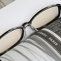 以眼睛的名义:JINS 晴姿 PC01 防蓝光眼镜开箱