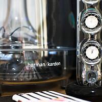 阴差阳错的选择,成就了最美好的不悔听感 — harman 哈曼卡顿 SoundSticks III 3代 水晶有线版音箱