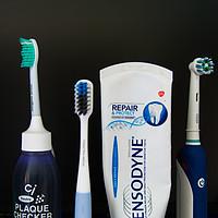 贝医生牙刷值不值得买?对比飞利浦HX6730 与欧乐b Pro4000