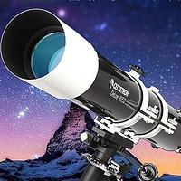 入门首选——Celestron 星特朗 80DX 天文望远镜