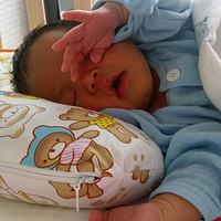 无痛顺产过程全记录,附待产包及医院给的产后孕妇及婴儿护理须知