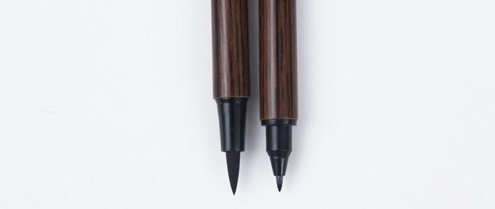 《文俱说》第42期:便携的多变笔触,软头水笔推荐