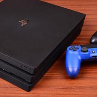 等了30年!人生第一台PS4 Pro开箱分享