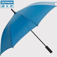 迪卡侬 雨伞 男女式 时尚情侣 高尔夫长柄伞 轻盈防雨伞INESIS