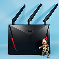家用路由器逐个玩 篇一:初探SRRC低辐射无线路由器——ASUS 华硕 RT-AC86U 无线路由器 入手开箱小测