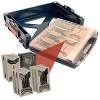 BOSCH i-Boxx Rack 抽屉+131件工具套装开箱