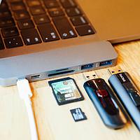 这或许是唯一一款比苹果做的还要好的第三方配件 — HyperDrive USB-C Hub扩展集线器