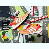 老婆的第N双鞋 篇二十二:Adidas Adizero Adios 3 女式跑步鞋(附尺码实测及真人兽)