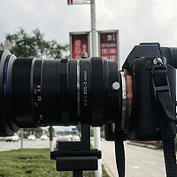 #本站首晒#索尼全画幅微单相机的移轴解决方案 — 老蛙12mm 2.8镜头+MSC魔法移轴增距镜