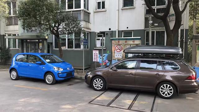 #原创新人#大众汽车#我和我的两台大众车!