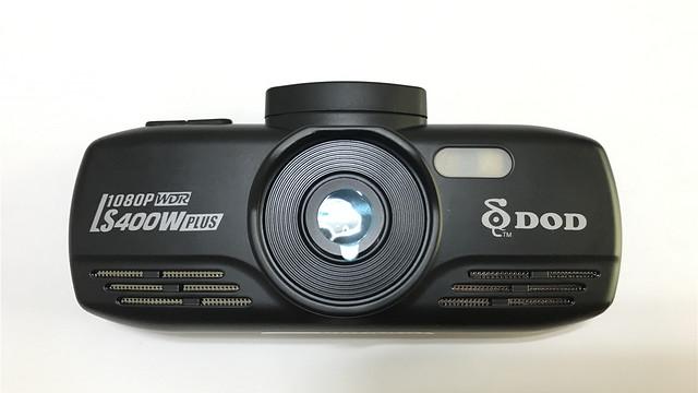 DOD LS400W PLUS行车记录仪之非专业评测