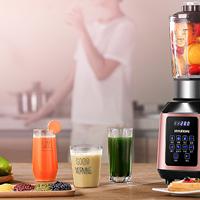 给宝宝买的辅食机——HYUNDAI 现代 QC-LL2435 加热破壁料理机