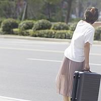 #本站首晒#假装在旅行,小米90分商旅通用旅行箱开箱札记(人生第一只旅行箱选购攻略,看这篇就足够)