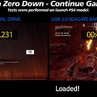 PS4系统升级到4.5的新特性:游戏终于可以安装到外接移动硬盘啦