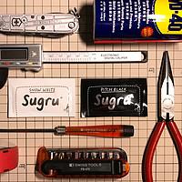 """工具箱里必备的""""橡皮泥""""—Sugru 塑形修复硅胶 实战体验分享"""