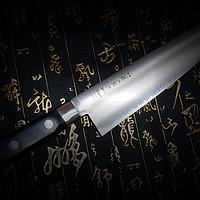 #本站首晒#我爱的就是如此低调的你 — Tojiro 藤次郎 F-520 粉末钢牛刀 赏析