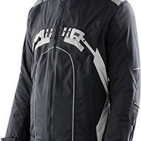 X-Bionic Xitanit Evo UPD OW Jacket–Chaqueta de esquí, hombre, X-BIONIC SKI MAN XITANIT EVO UPD OW JACKET, negro/plateado