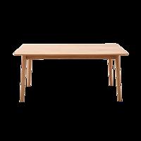 原素系列实木餐桌(原木色)