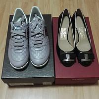 家中LD的买鞋日常—GUCCI 古驰 & Salvatore Ferragamo 菲拉格慕