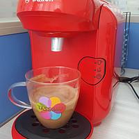 懒人的办公室咖啡选择:BOSCH 博世 Tassimo 胶囊咖啡机 使用评测