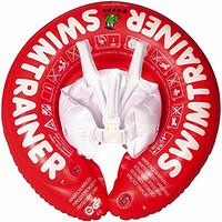 Freds Swim Academy 10110 - Schwimmtrainer Classic, 3 Monate bis ca. 4 Jahre, rot