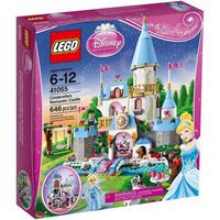 乐高(LEGO)迪士尼41055灰姑娘的浪漫城堡