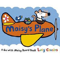 Maisy's Plane 小鼠波波梅西的飞机 英文原版