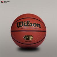 一颗球让你秒变汤普森!WILSON 威尔胜 X 赛客 联名 龙脉篮球 晒物
