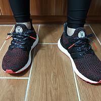 我的第一双ultra boost—Adidas 阿迪达斯 Ultra BOOST 4.0 女子跑步鞋 开箱
