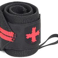 Harbinger Humanx 红色条纹手腕束带