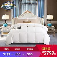 Pacific Coast/派赛菲特五星级酒店万豪同款羽绒被95%白鹅绒被子