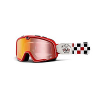 100% Percent Barstow Classic Moto Bike Goggle - 50002