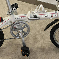DAHON大行折叠自行车BYA412