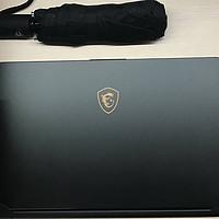 轻薄也能高性能—MSI 微星 GS65 Stealth thin 笔记本电脑开箱