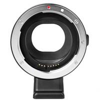 唯卓(VILTROX)EF-EOS M 佳能微单卡口适配器 自动对焦转接环 转EF/EFS单反镜头