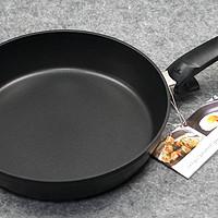 深煎锅/煎炒锅是什么?好用吗?菲仕乐Fissler 28cm 煎炒不粘锅