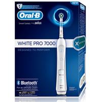 德国进口 欧乐B(Oral-B) P7000极智白电动牙刷 3D智能蓝牙
